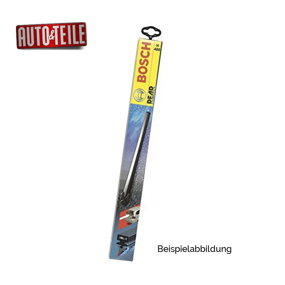 BOSCH Scheibenwischer Wischerblatt Wischer H380 380mm 3397004756