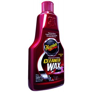 Meguiars CLEANER WAX LIQUID 473ML | Lackreiniger und Wax