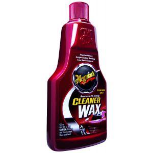 Meguiars CLEANER WAX LIQUID 473ML | Lackreiniger und Wax