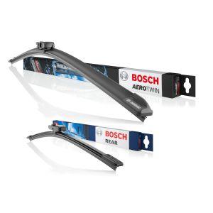 Bosch Scheibenwischer Komplettset A863S / A251H