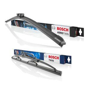 Komplettset Bosch Aerotwin AR653S H309 Scheibenwischer für Front- und Heckscheibe passend für Toyota Verso R2 | Toyota Auris E15 | Mazda 5 CW