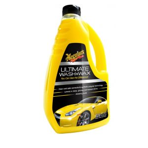 Meguiar's Ultimate Wash & Wax | 1420 ml | Autoshampoo G17748EU