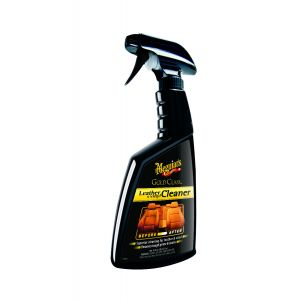 Meguiar's Gold Class Leather & Vinyl Cleaner | 473 ml | Auto Lederreiniger