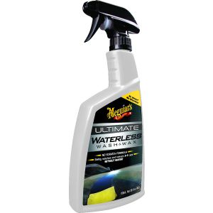 Auto Trockenwäsche: Meguiar's Ultimate Waterless Wash & Wax G3626EU