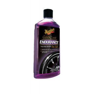 Meguiar's G7516EU  Endurance High Gloss Tire Gel | 473 ml | Reifenpflege für Reifenglanz