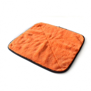 Trockentuch orange | 1.000 GSM | 40x40 cm | Plush Drying Towel