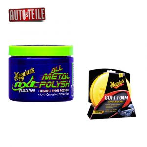 Meguiar All Metall POlish Metall POlitur Reinigungspads G13305 X3070